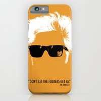 Jim Jarmusch Hair iPhone 6 Slim Case