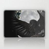 Solar Owls Moon  Laptop & iPad Skin