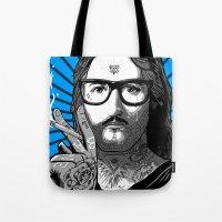 Jesus Bane #02 Tote Bag