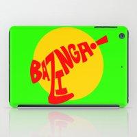 Bang Bang iPad Case