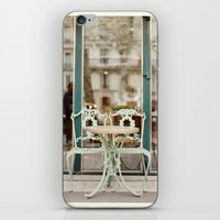 Paris Cafe iPhone & iPod Skin