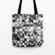 pillow pattern bw #2 Tote Bag