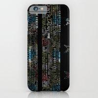 DC Flag Lichen iPhone 6 Slim Case