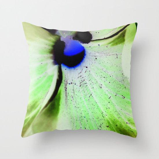 Anodic Throw Pillow