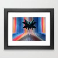 Mothagram Framed Art Print