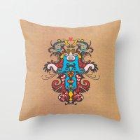 Harmony -1  Throw Pillow