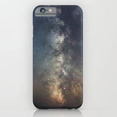 Portrait of a Galaxy Slim Case iPhone 6s