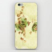 Fragile By Nature II iPhone & iPod Skin