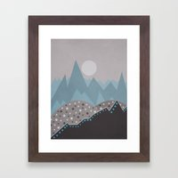 G.L. 6 Framed Art Print