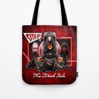 The Dark Side Tote Bag