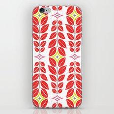 Cortlan   Cherry Red iPhone & iPod Skin
