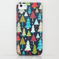 Christmas Trees iPhone 5c Slim Case