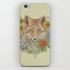 Fox Garden iPhone & iPod Skin