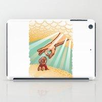 Le Ciel iPad Case