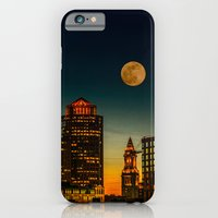 Boston Pink  Moon  iPhone 6 Slim Case