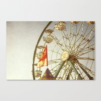 Summer Memory Canvas Print