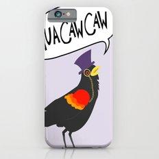 MuaCawCaw iPhone 6s Slim Case