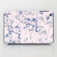 exotic blue iPad Case