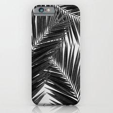 Palm Leaf Black & White III iPhone 6 Slim Case