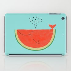 Don't let the seed stop you from enjoying the watermelon iPad Case