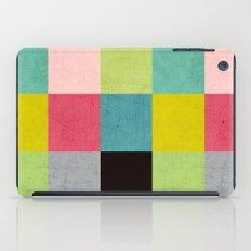 color block II iPad Case