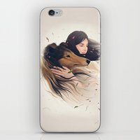 Antaeus iPhone & iPod Skin