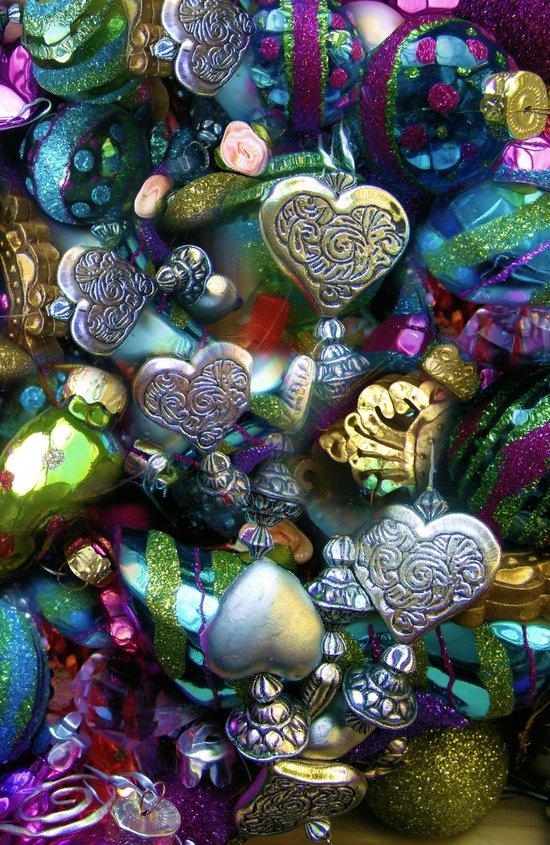 Colors of Love Art Print