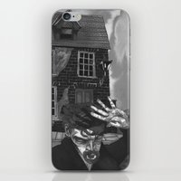 A Tale Of An Empty House iPhone & iPod Skin