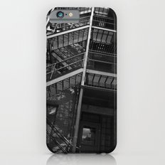 Stairway to the Past iPhone 6 Slim Case