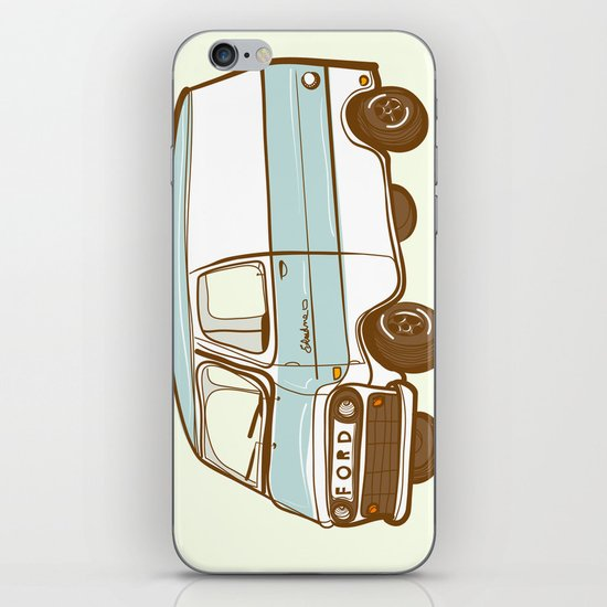 Econoline iPhone & iPod Skin