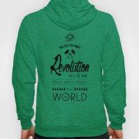 Lennon's Revolution Hoody