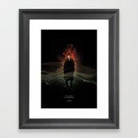 The Shadow Over Innsmout… Framed Art Print