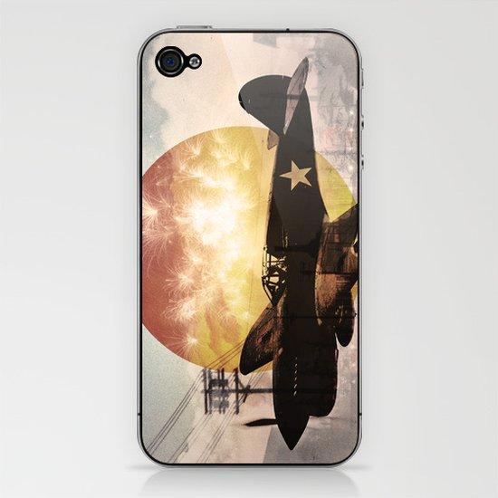 Warhawk iPhone & iPod Skin
