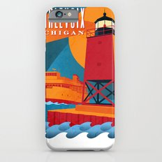 Charlevoix The Beautiful iPhone 6s Slim Case