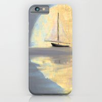 Lost In Moonlight iPhone 6 Slim Case