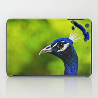 Pretty As A Peacock I iPad Case