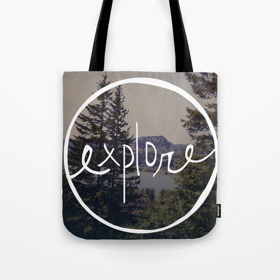 Explore Oregon Tote Bag