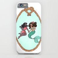 iPhone & iPod Case featuring Mermaid Crush by empressfunk