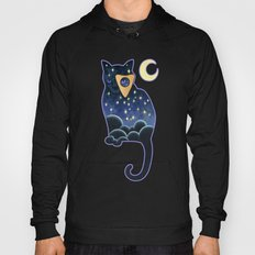 Ouija Cat Hoody