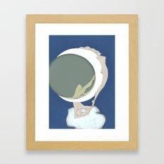 Notturno Framed Art Print