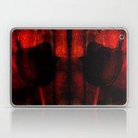 Venus Rose Red Laptop & iPad Skin