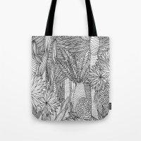 Jungle Tote Bag