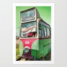 496 Art Print