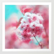 SPRING LOVE AFFAIR Art Print