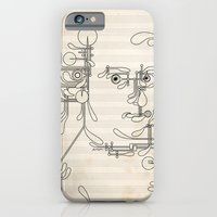 Custom Made Mozart iPhone 6 Slim Case