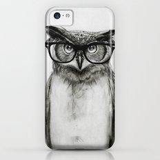 Mr. Owl iPhone 5c Slim Case