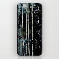 Birch Forrest At Night iPhone & iPod Skin