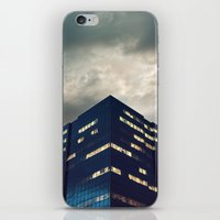 Cube in the Sky iPhone & iPod Skin