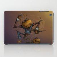 Freddy Pumpkins iPad Case