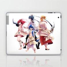 Magi Characters 6 Laptop & iPad Skin